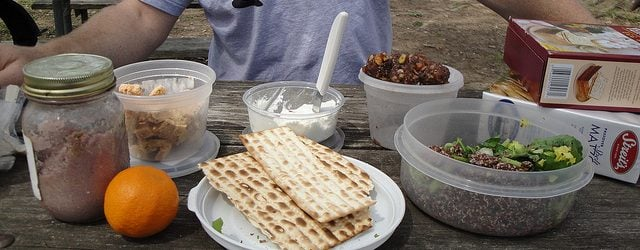 passover lunch ideas for kids