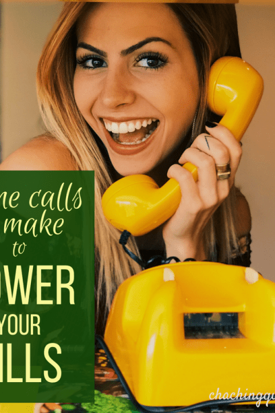 How to Make Phone Calls to Lower Your Bills