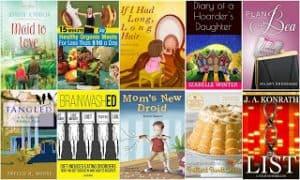 10 Free Kindle Books april 18 2015