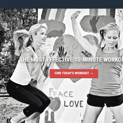 15-minute Digital Workouts – Mashup Review and Giveaway