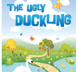 Free Kids Kindle Book - The Ugly Duckling Illustrated