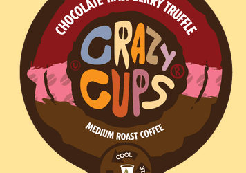 blog giveaway Crazy Cups Chocolate Raspberry Truffle Flavored Coffee Single Serve Cups