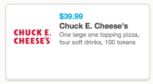 chuck e cheese's printable coupon 2014 pizza food tokens