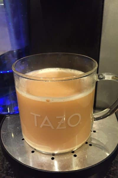 Sweet Meets Spicy - TAZO® Chai Latte K-Cup® Pod Review