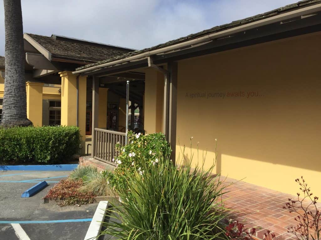 Review - Casa Munras Garden Hotel & Spa Monterey, California spa pic