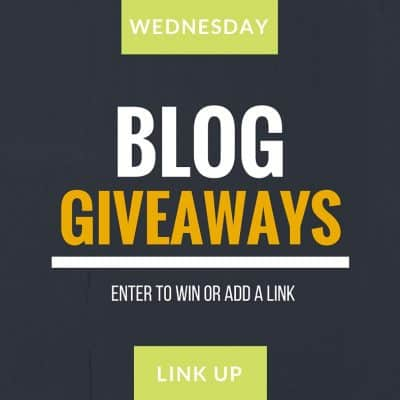 Blog Giveaway Link Up – March 13, 2019