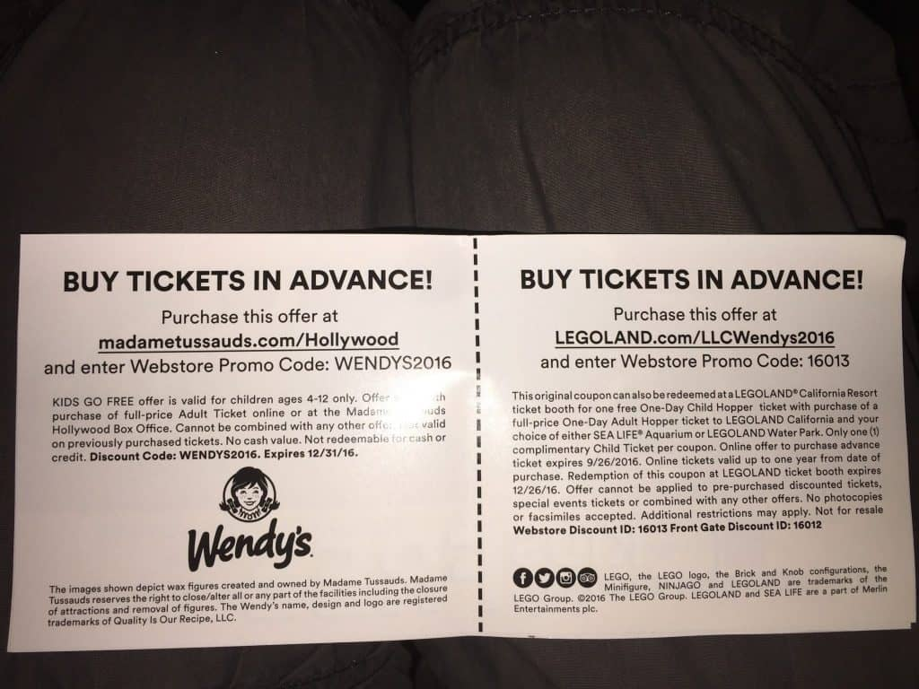 Legoland coupon code