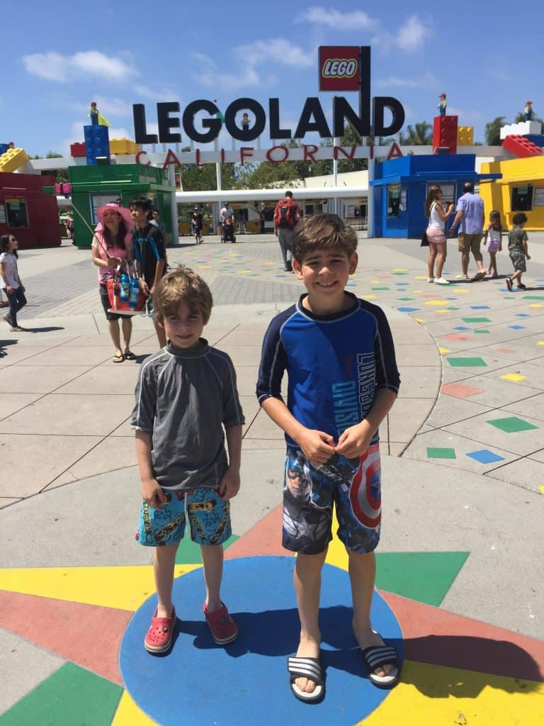 Legoland California for older kids review legoland coupons