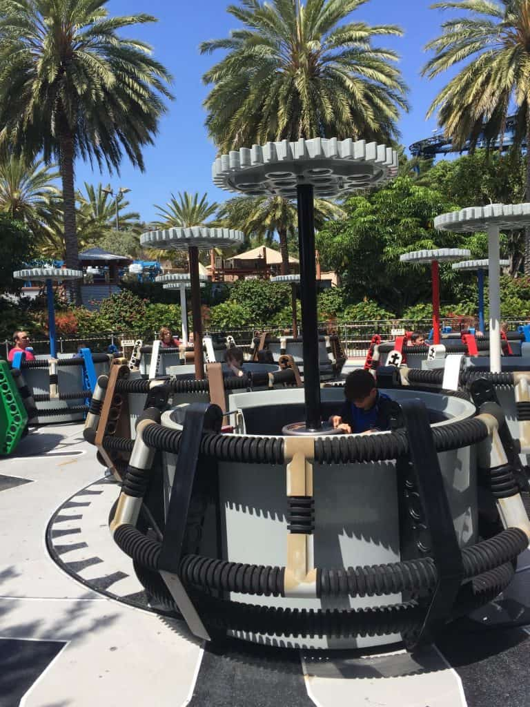 legoland california review rides