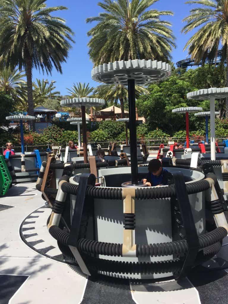 legoland california review rides