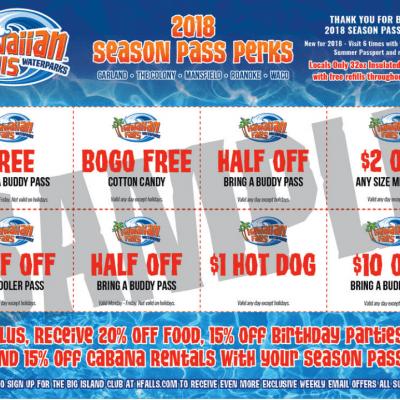 Hawaiian Falls Coupons, Discounts, Free Tickets 2018
