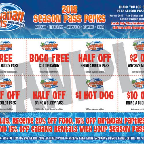 Hawaiian falls coupons 2019
