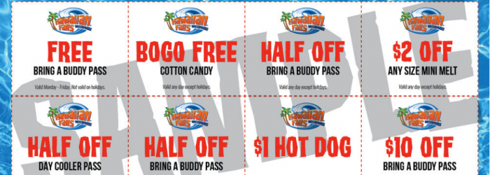 2018 SEASON PASS COUPONS for Hawaiian Falls - printable