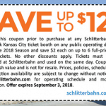 Schlitterbahn Coupons and Discount Tickets 2018 – Summer Fun Waterpark Deals