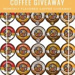 Crazy Cups Coffee Giveaway (Organic Fair Trade k-cups) and Review