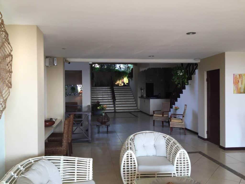 Jardin del Eden hotel review costa rica lobby
