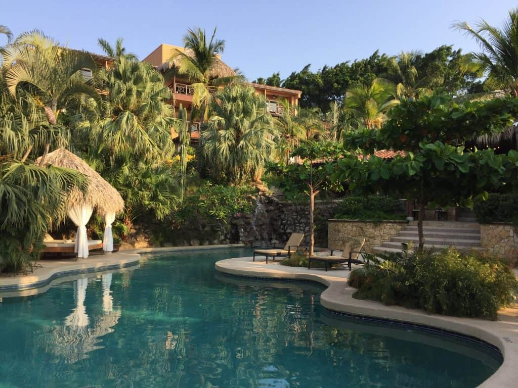 Jardin del eden boutique hotel review tamarindo costa rica for Costa jardin