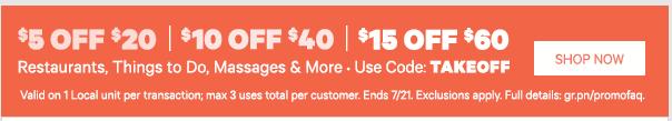 groupon coupon code july 2016 takeoff