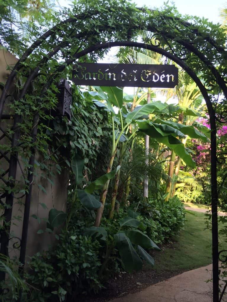 jardin del eden adults only hotel guanacaste walkway to beach