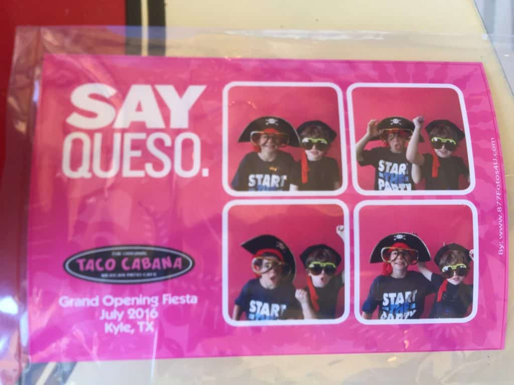 say queso taco cabana grand opening fiesta kyle july 2016