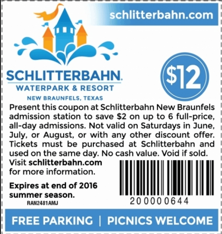Schlitterbahn Water Parks is a chain of water parks in Texas and Kansas that is a great place to bring your family for your next vacation. Do your kids like fun, rides, attraction and water? Of course they do. That's why you should bring them to Schlitterbahn Water Park.