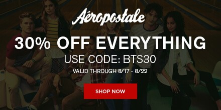 Aeropostale Coupons – 2019 Printable Coupons and Coupon Codes + Giveaway
