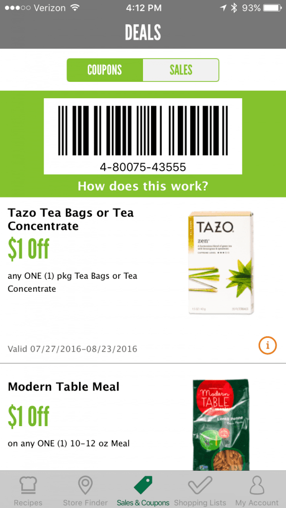 Back to School Money Saving Tips whole food coupons app
