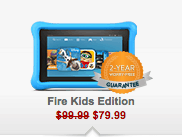 amazon kindle fire kids edition deal discount for back to school