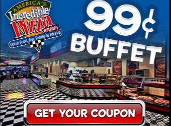incredible pizza coupon for 99 cent buffet 201