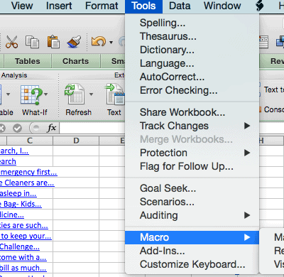 How to Change Hyperlinks to Text Showing the URL Address in Excel