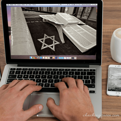 Free Online Rosh Hashanah Services and Free Online Yom Kippur Services at Home