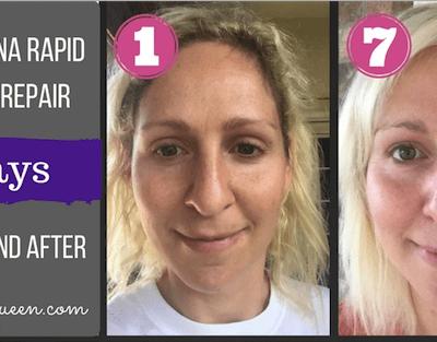 Neutrogena Rapid Wrinkle Repair with Anti-Aging Retinol – 7 Day Photo Diary + Giveaway