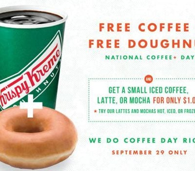 National Coffee Day 2016 – List of Places to get Free Coffee on Coffee Day