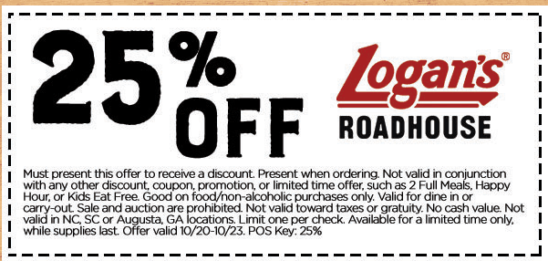 picture regarding Texas Roadhouse Free Appetizer Printable Coupon referred to as Logans roadhouse discount codes no cost burger - Mandee pizza salem ma