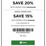 Kohls Coupons & Discounts – September 2016 Coupon Codes & Printable Coupons
