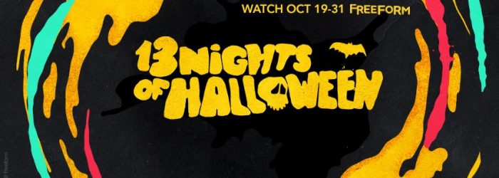 13 nights of halloween abc family channel halloween movies