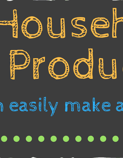 18 Household products you can easily make at home