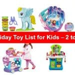 Amazon Gift Ideas – List of Toys for Toddlers 2 to 4 Years Old