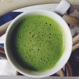 Bulletproof Matcha Latte Tea Recipe
