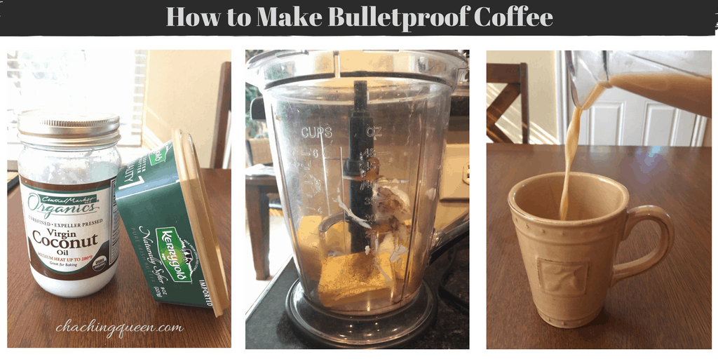 How to Make Frozen Bulletproof Coffee Recipe for Butter Coffee