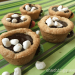 How to Make Cookie Cups and Mini Hot Chocolate Cookie Cups Recipe