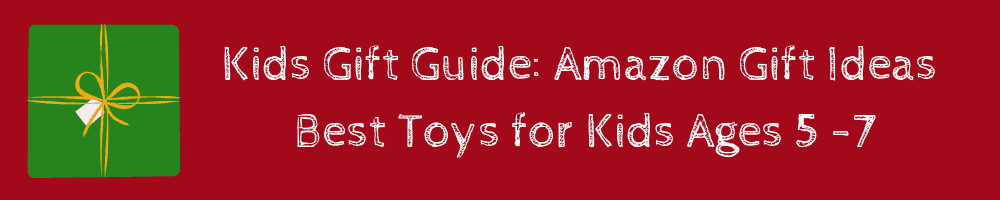 Kids gift guide amazon gift ideas best toys for kids ages 5 to 7