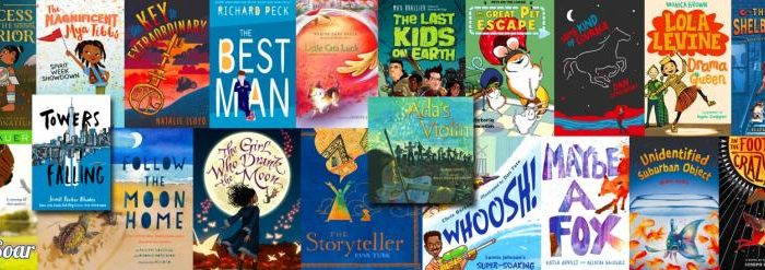 2017-2018 Texas Bluebonnet Award Master List of Books