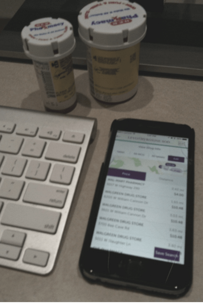 ScriptSave WellRX for Prescription Medication Savings