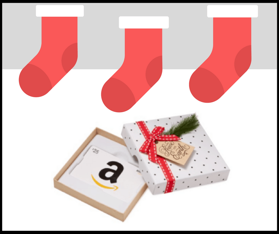 Stocking Stuffers Giveaway Hop $25 Amazon Gift Card Giveaway