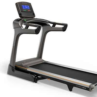 Matrix Fitness Treadmills and Elliptical Machines – Exercise Entertainment and Tracking Technology