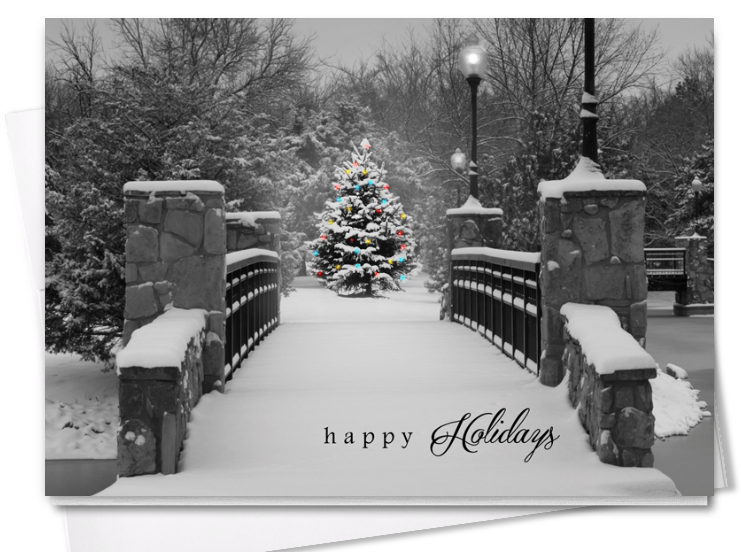 winter card Cards Direct Giveaway - Customized Greeting Cards