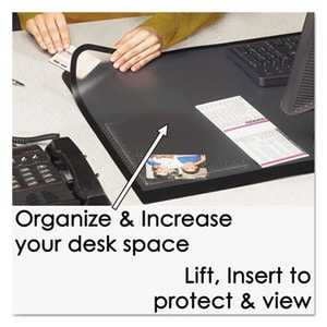 Artistic Lift-Top Pad Desktop Organizer with Clear Overlay Review