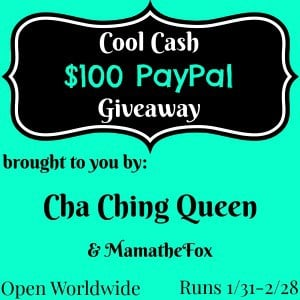 Enter to win a PayPay $100