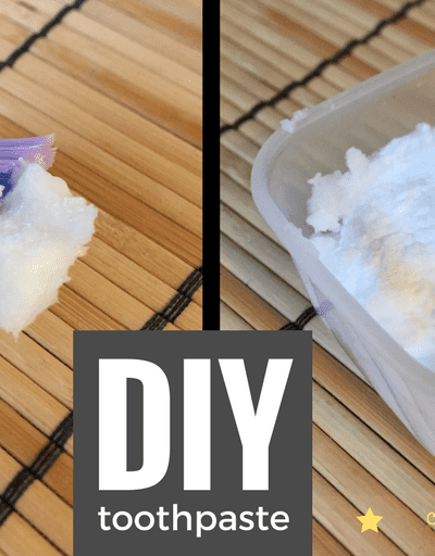 DIY: How to make your own Toothpaste